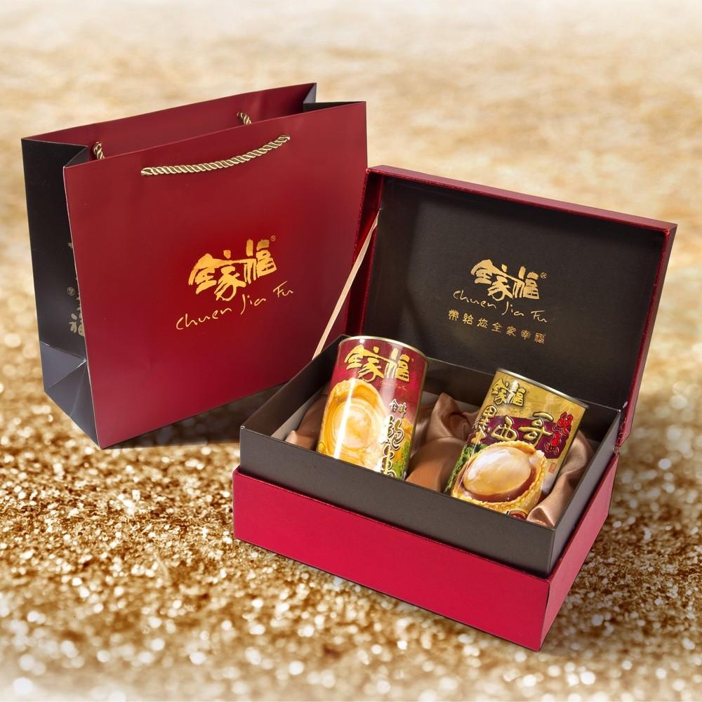 chuen jia fu abalone gift set