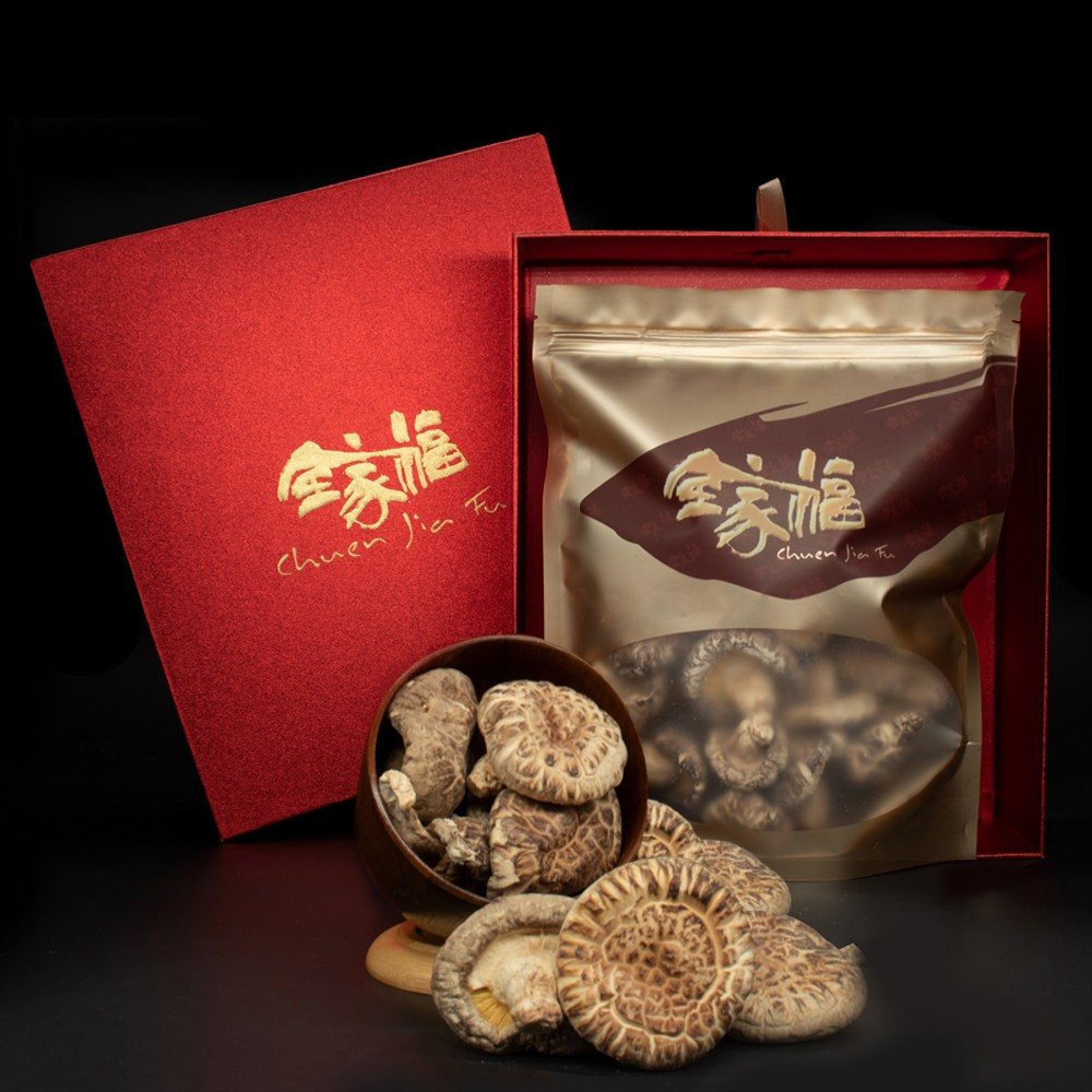JAPAN PREMIUM MUSHROOM LARGE 【CJF GIFT BOX】