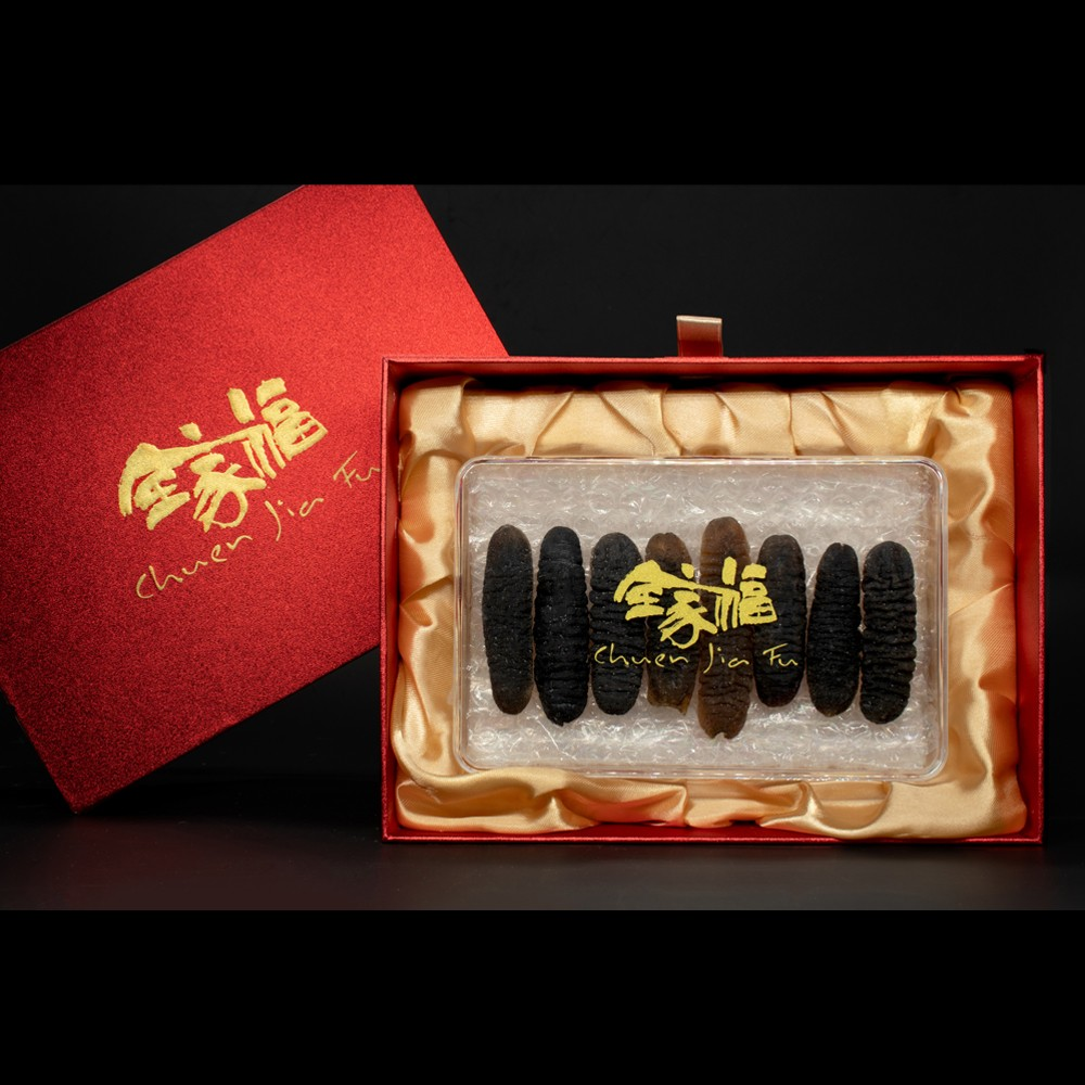 40-50 PCS PREMIUM SEA CUCUMBER      【CJF GIFT BOX】