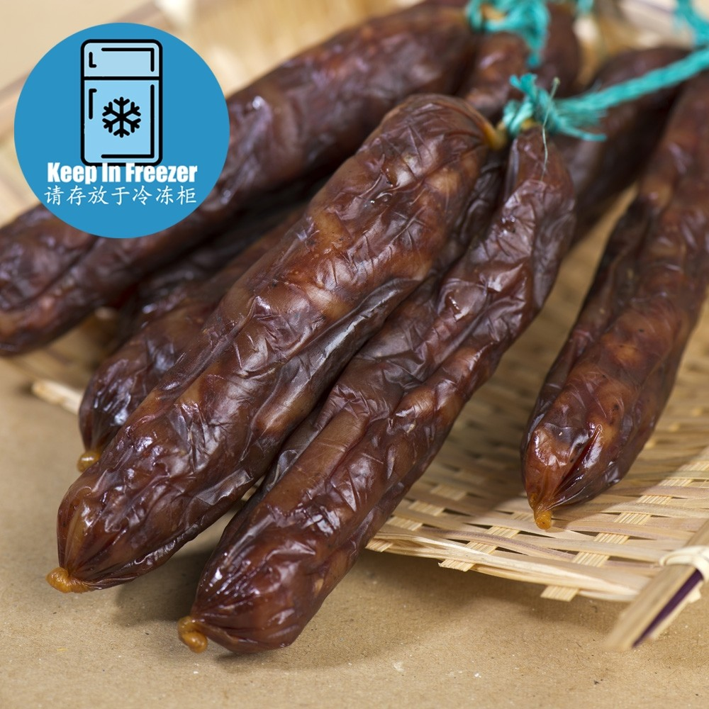 FRESH DUCK LIVER PRESERVED SAUSAGE