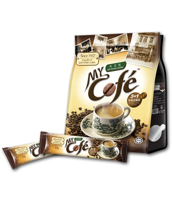 IPOH SIN YOON LOONG 3 IN 1 WHITE COFFEE