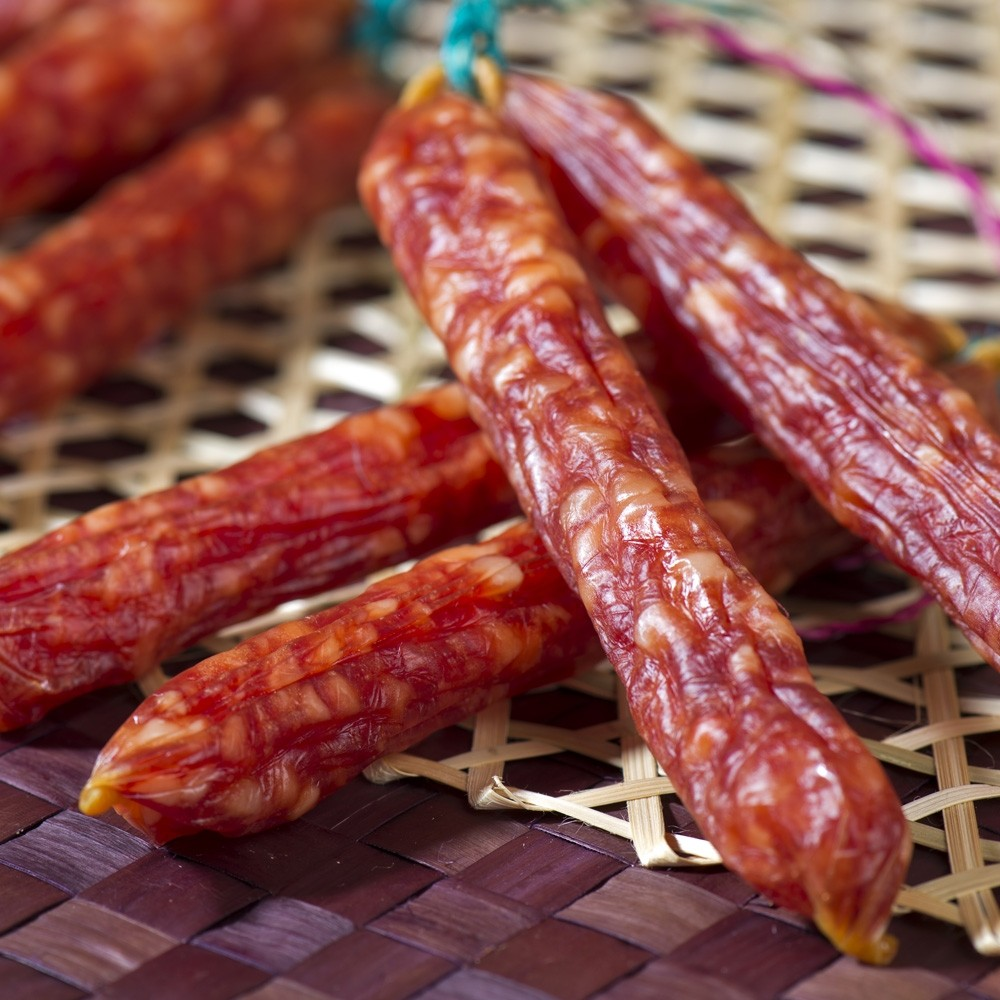 SUPREME EXTRA SLIM CHINESE PRESERVED SAUSAGE