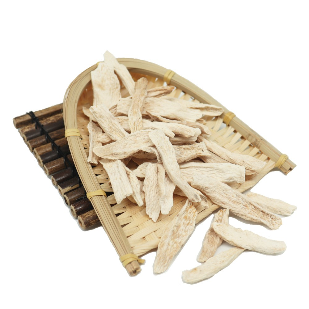 DEHYDRATED HUAI SHAN SLICES (CHINESE YAM)