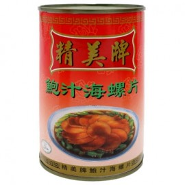 IDEAL GOLD TOPSHELL SLICES IN ABALONE SAUCE