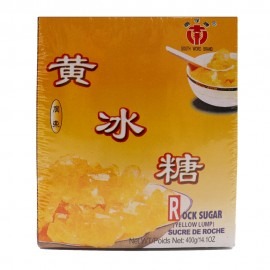 YELLOW LUMP SUGAR