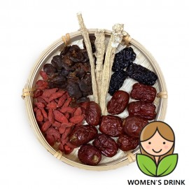 LADY'S REJUVENATING RED DATE TEA