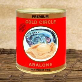 GOLD CIRCLE NEW ZEALAND CANNED ABALONE 3WP