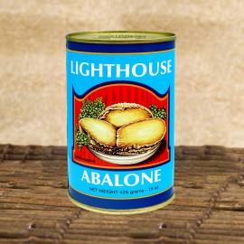 LIGHTHOUSE AUSTRALIA CANNED ABALONE 1.5P