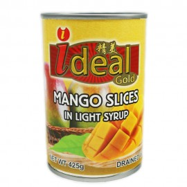 MANGO SLICES IN LIGHT SYRUP