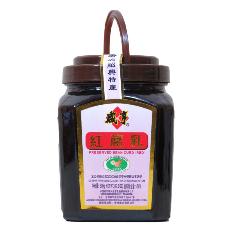 咸亨红腐乳(南乳)