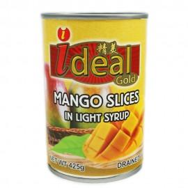 糖水芒果片